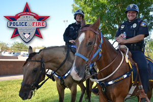 National Night Out in Boulder City, Nevada