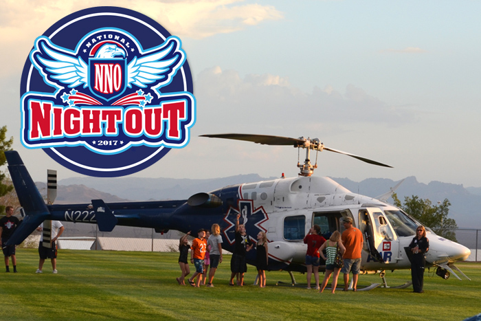 National Night Out 2017 Boulder City Nevada