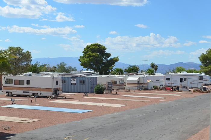 Nevada Way Mobile Home Park
