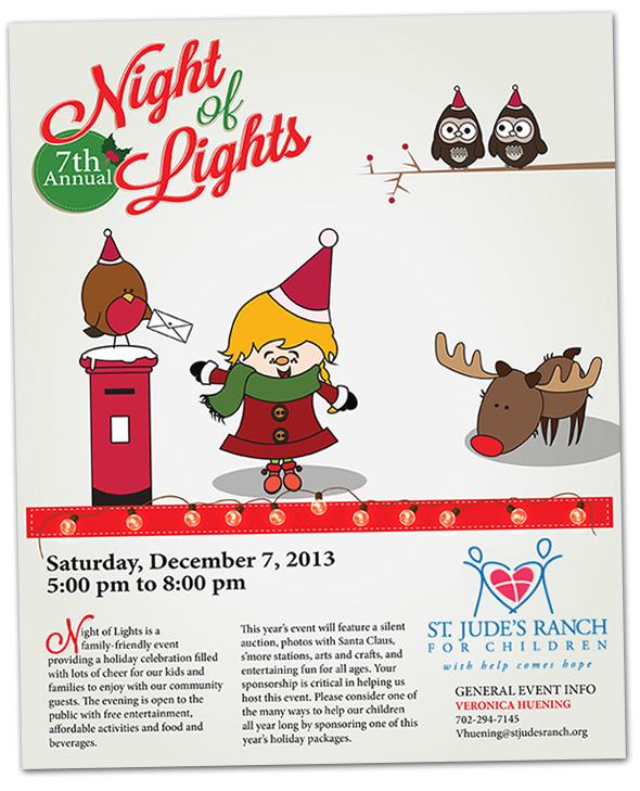 Night Of Lights 2013 in Boulder City, Nevada