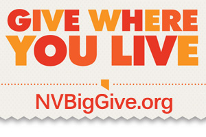 Nevadas Big Give 2013