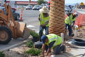 Nevada Way Revitalization in Boulder City, NV
