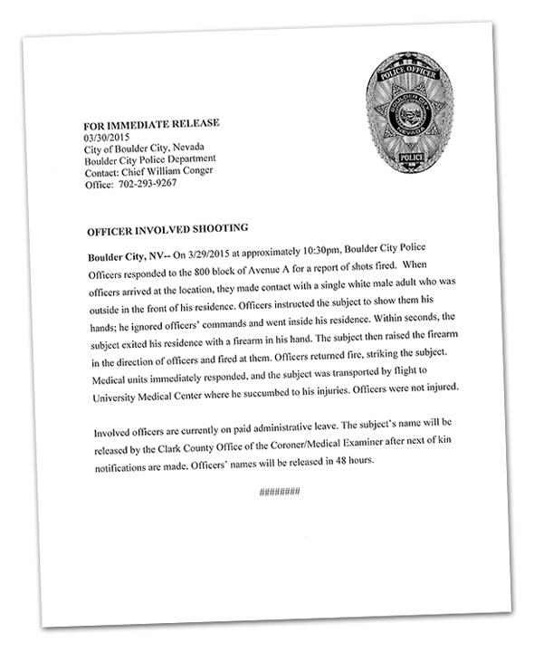 Officer Involved Shooting Press ReleaseLg