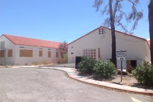 Old Boulder City Hospital in Boulder City, Nevada