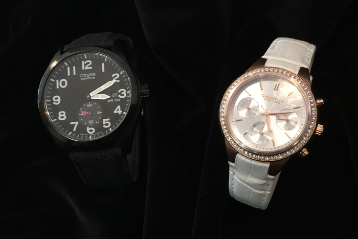 Oro & Jewelers Watch Giveaway 2017 in Bouder City, Nevada