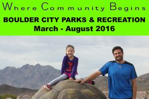 Spring/Summer 2016 Parks & Rec Guide