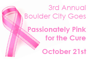 Boulder City Goes Passionately Pink 2011