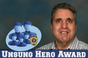 Pete Iovino Unsung Hero Award for Boulder City, Nevada
