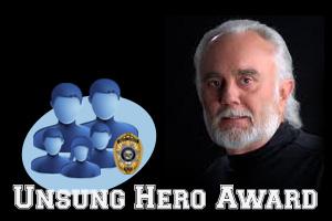 Phil Esser - Unsung Hero Award in Boulder City, Nevada