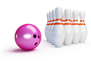 Bowl for the Cure in Boulder City, NV