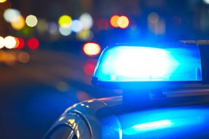 Police in Boulder City, Nevada