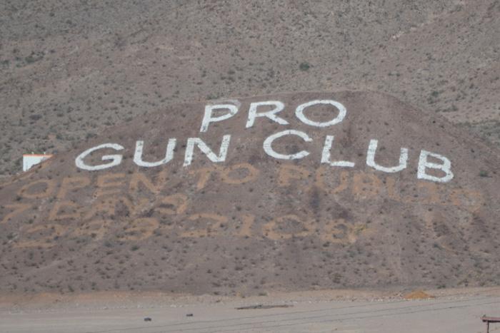 Pro Gun Club near Boulder City, NV
