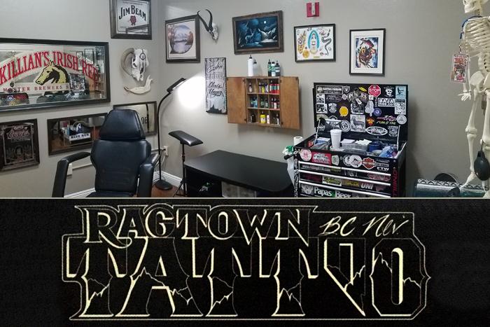 Ragtown Tattoo in Boulder City, Nevada
