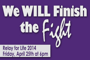 Relay For Life 2014 in Boulder City, NV