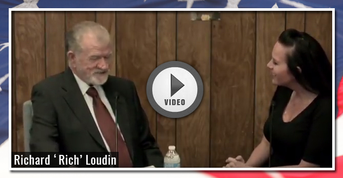 Rich Loudin - City Council Candidate for Boulder City, Nevada