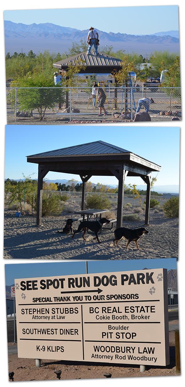 See Spot Run Dog Park in Boulder City, Nevada