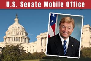 U.S. Senate Mobile Office in Boulder City, NV