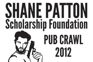 shane Patton Pub Crawl 2012