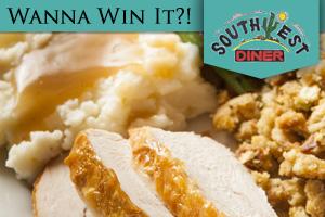 Southwest Diner Feast Giveaway in Boulder City, Nevada