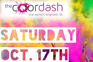 ColorDash 5K Fundraiser for St. Jude's Ranch for Children in Boulder City, NV