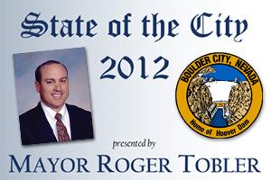 Boulder City State of City 2012