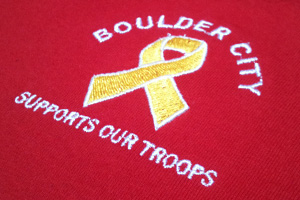 Support Our Troops Red Shirt