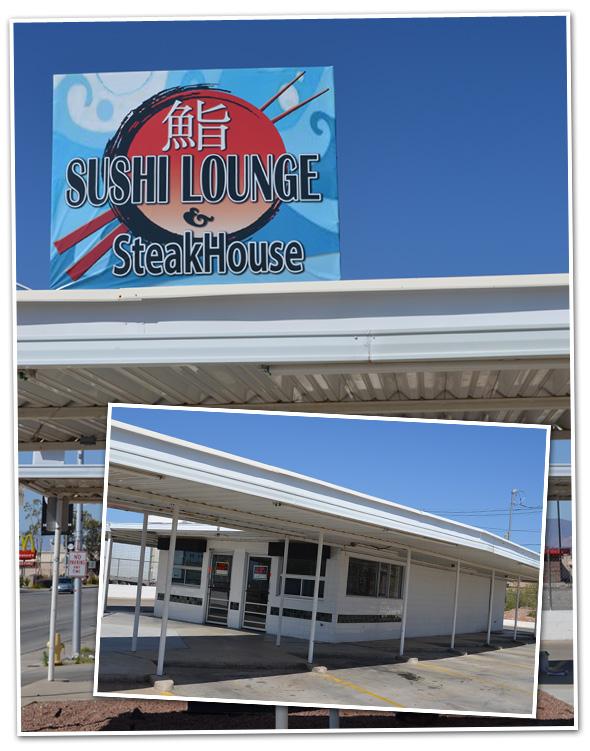 Sushi Lounge in Boulder City, NVSushi Lounge in Boulder City, NV