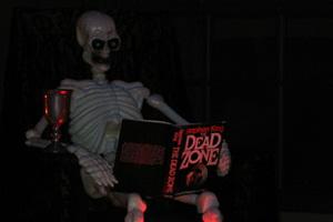 The Dead Zone Skeleton in Boulder City, Nevada