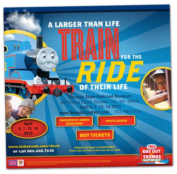 Thomas the Train 2013