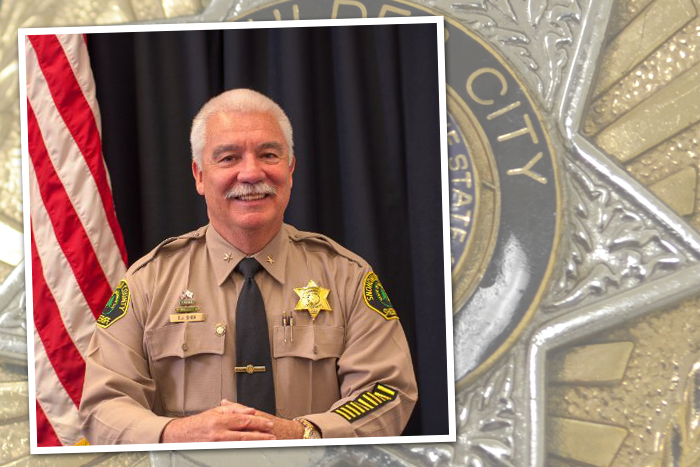 Boulder City's New Police Chief: Tim Shea