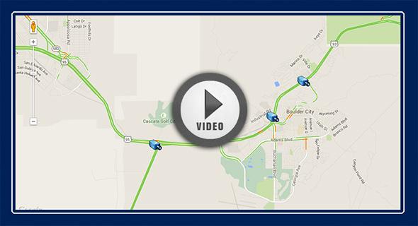 Traffic Camera Feeds in Boulder City, Nevada