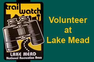 Trail Watch Lake Mead near Boulder City, NV