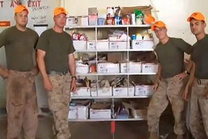 Support the Troops Care Packages