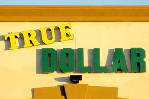 True Dollar in Boulder City, Nevada