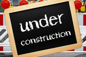 Under Construction in Boulder City, NV