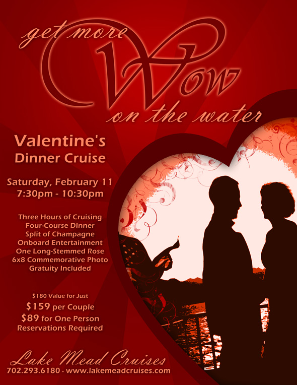 Valentines Day Cruise on Lake Mead