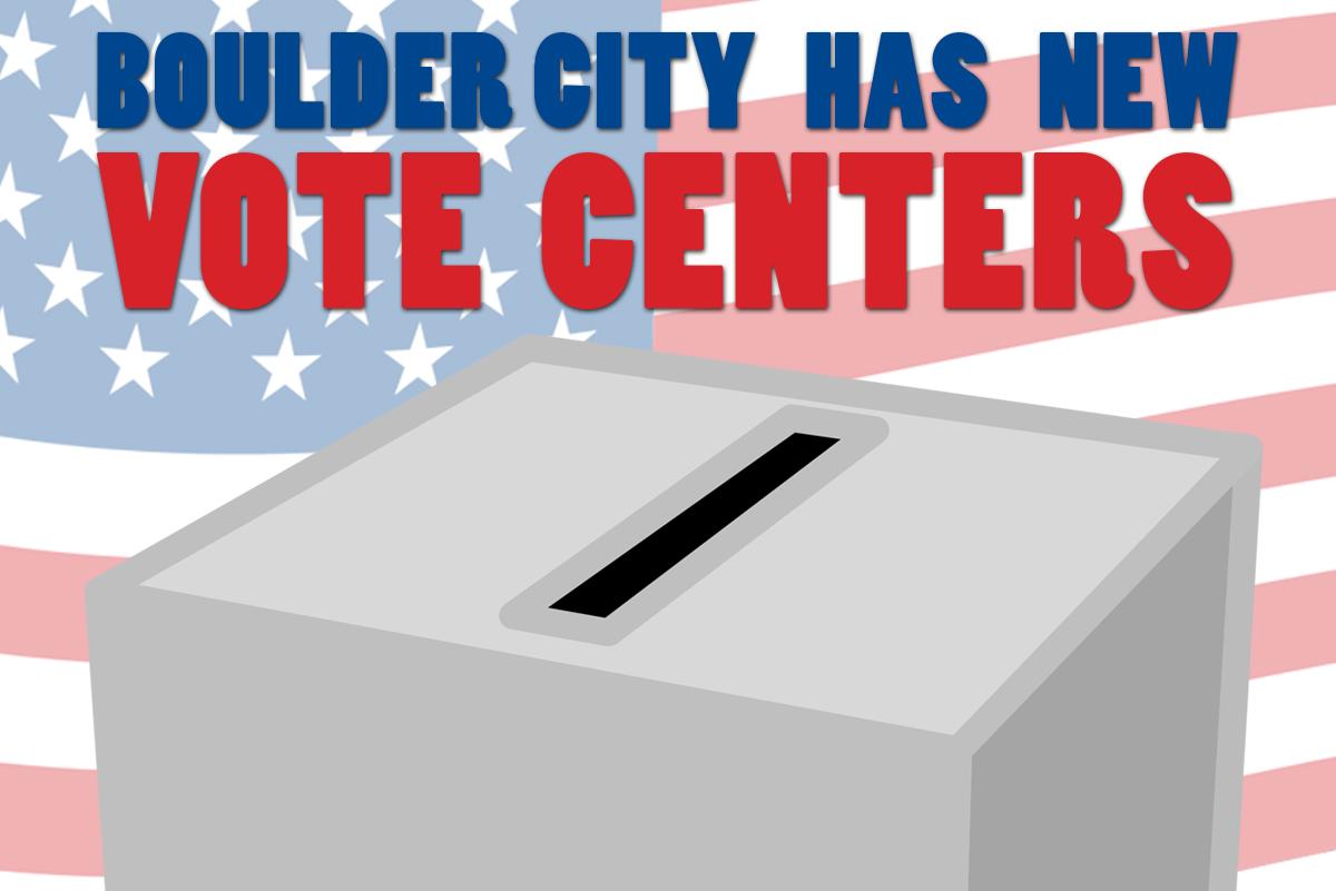 Vote Centers in Boulder City, Nevada