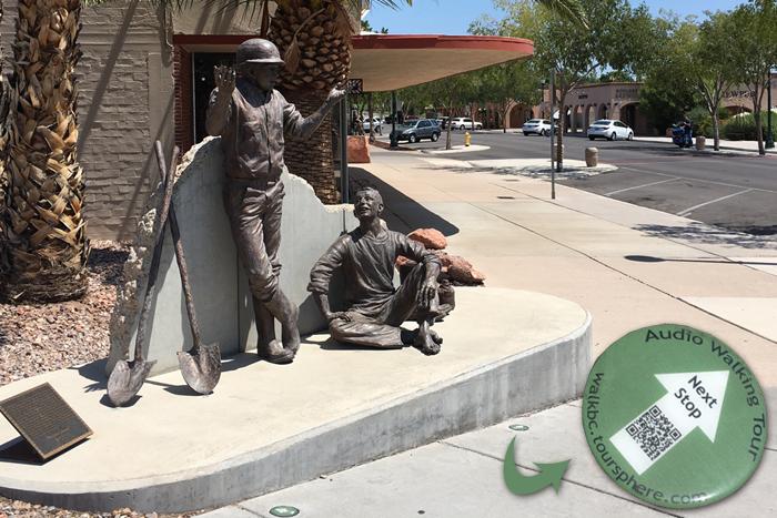 WALK BC Audio Tour in Boulder City, Nevada
