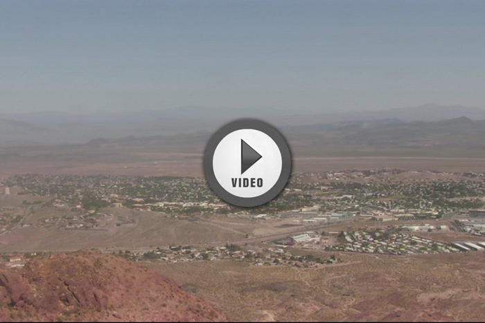 WeatherBug Feed for Boulder City, Nevada