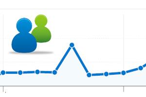 Boulder City Social Website Statistics