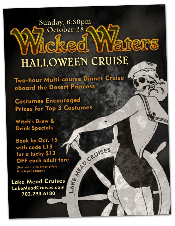 Wicked Waters Halloween Cruise 2012 in Boulder City, Nevada