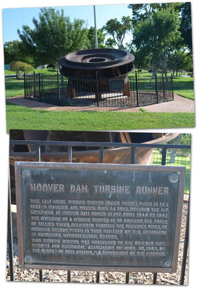 Wilbur Square Turbine Runner in Boulder City, NV