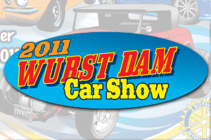 Wurst Dam Car Show 2011 in Boulder City, NV