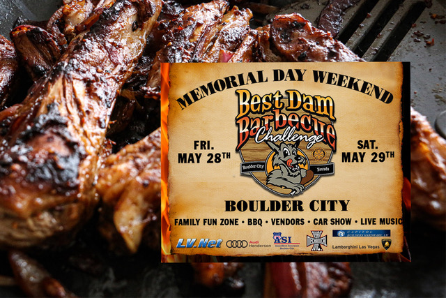 Best Dam Barbecue Fires Up Memorial Day Weekend