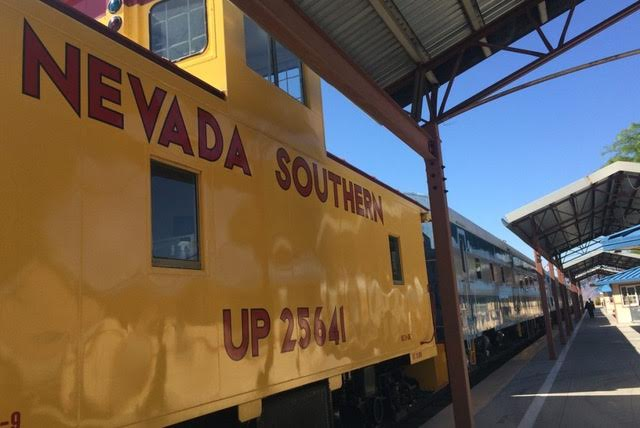 Nevada Southern Railway Reopens to Public