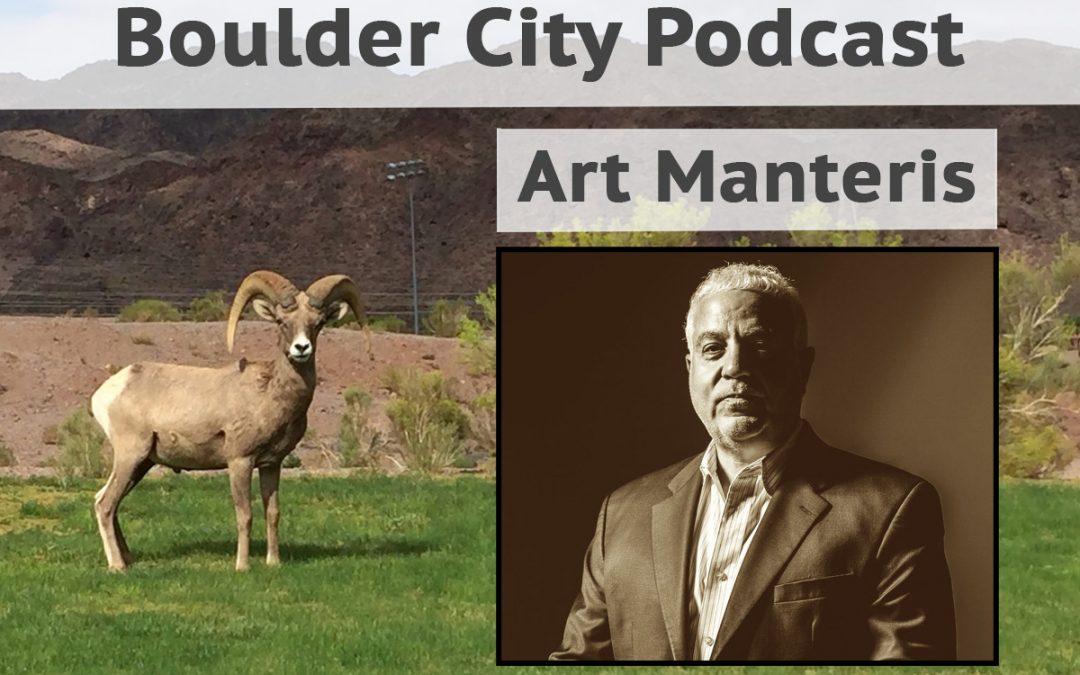 Podcast: Art Manteris