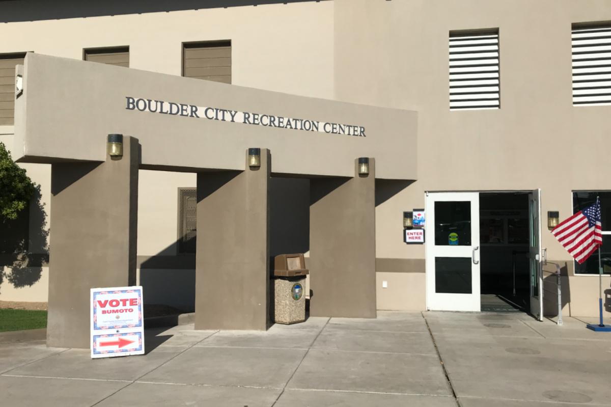 Early Voting Begins Boulder City, Nevada