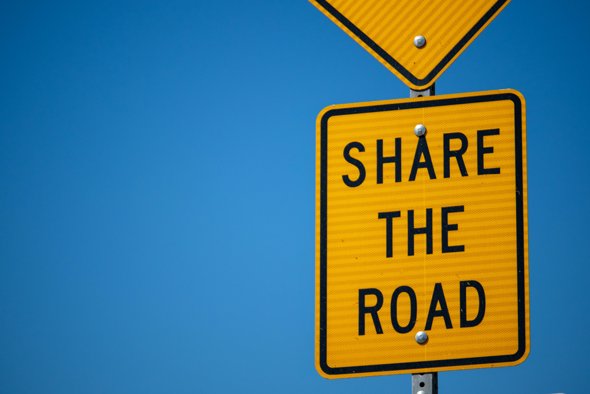 Share The Road Boulder City, Nevada