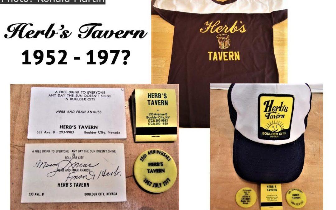 Fan Photo: Herb's Tavern