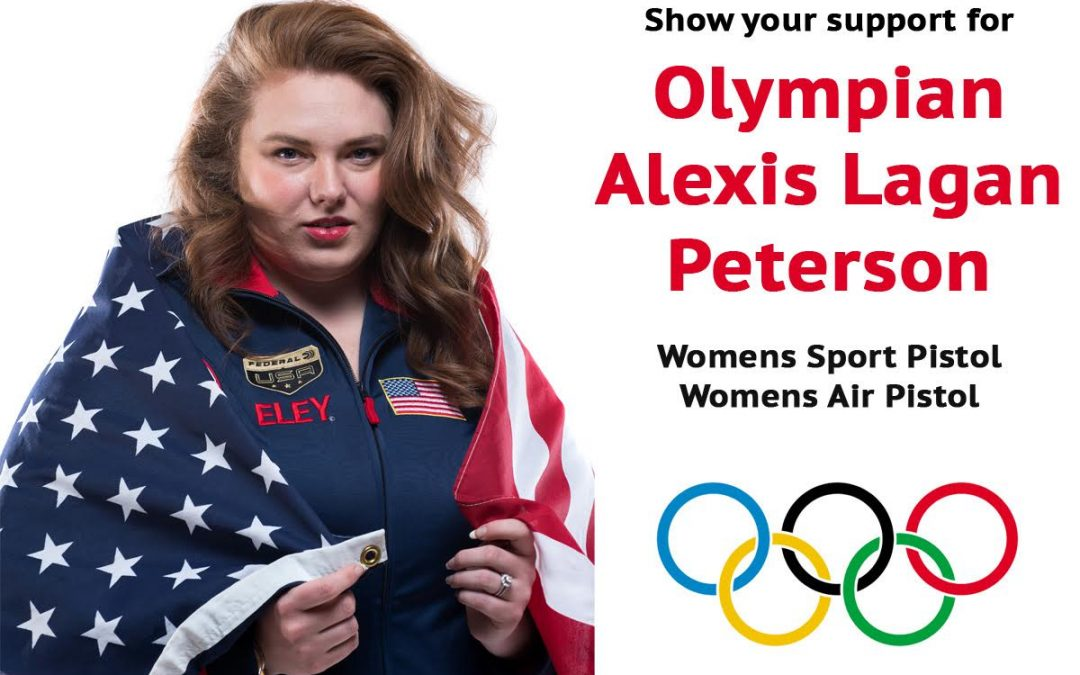 Support Olympian Alexis Lagan Peterson!